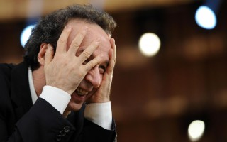 Roberto Benigni, le frasi migliori della seconda serata dei 10 comandamenti