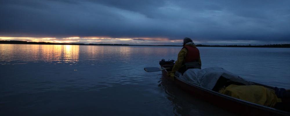 Fino alla fine del mondo con Deejay TV: Yukon Blues, in canoa nel profondo Nord
