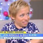 Il nostro piccolo grande amore, Jen Arnold e Bill Klein stanno bene