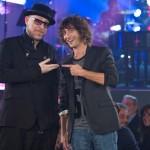 Fronte del palco, speciale concerto di Natale con Mario Biondi