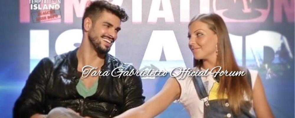 Uomini e Donne: Tara Gabrieletto e Cristian Gallella la svolta