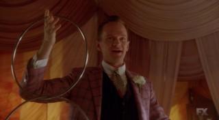 Neil Patrick Harris in American Horror Story: Freak Show
