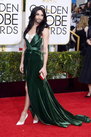 Golden Globes 2015, la sfilata delle dive a Los Angeles
