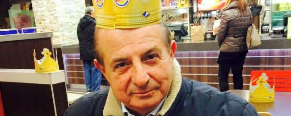 Giancarlo Magalli for president, il web vuole Magalli al Quirinale