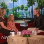Frozen, Teigan e la mamma diventano virali e vanno in tv