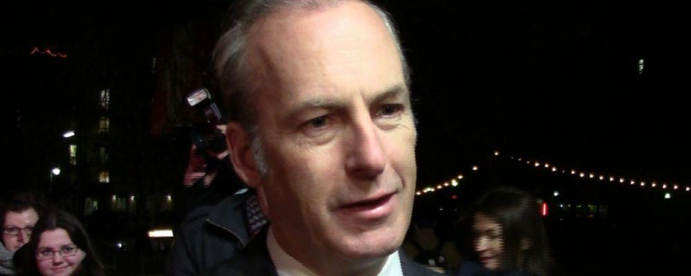 """Bob Odenkirk: """"Vi presento Jimmy, il lato umano di Saul Goodman"""""""