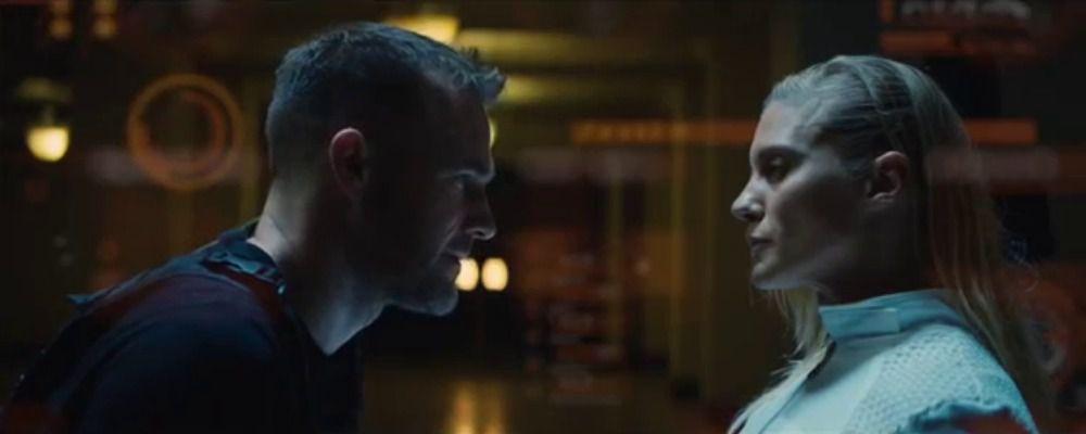 Dawson Leery diventa un Power Rangers e si scontra con Scorpion
