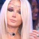 Valeria Lukyanova, la Barbie umana: 'Non mi sono tolta due costole'