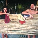 L'Isola: Catherine Spaak lascia con polemica, Brice Martinet e Cecilia Rodriguez nudi