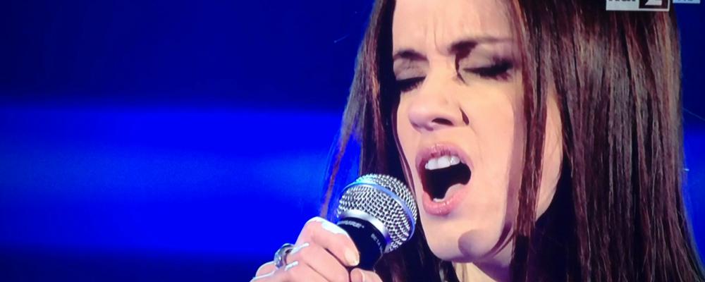 Chiara Iezzi a The Voice: 'Riparto da sottozero, ecco perché'