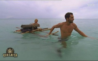 Brice Martinet, il bello desnudo dell'Isola dei famosi