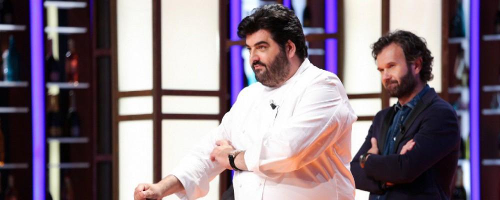 Masterchef Italia, ospite d'onore della puntata Antonino Cannavacciuolo