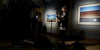 Carmen Consoli a Villa Panza, le foto del backstage