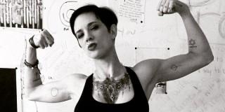 Forte Forte Forte, Asia Argento sexy e tutta muscoli