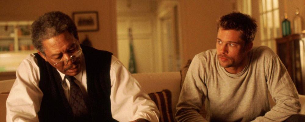 Seven: trama, cast e curiosità su un thriller allo stato puro con Brad Pitt, Morgan Freeman e Kevin Spacey