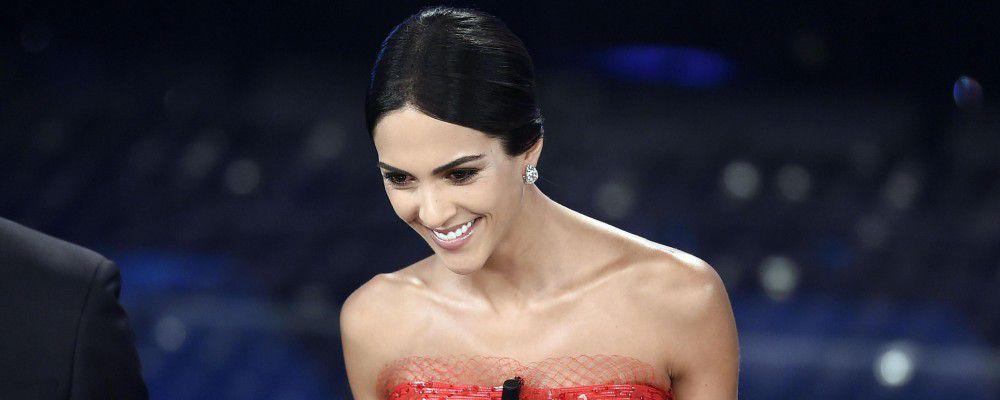 Rocio Munoz Morales rivelazione di Sanremo 2015: 'Non sono incinta'