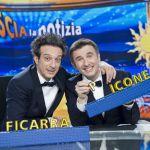 Striscia la notizia, Picone guarito dal Covid torna con Ficarra