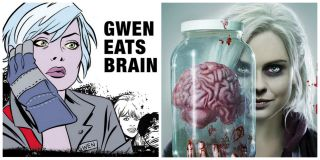 iZombie: la dottoressa mangia-cervelli