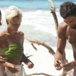 Isola dei Famosi, le Donatella desnude. Brice ringrazia