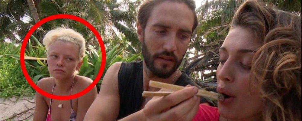 Alex Belli sull'Isola dei Famosi il triangolo tra Cristina Buccino e la moglie Katarina