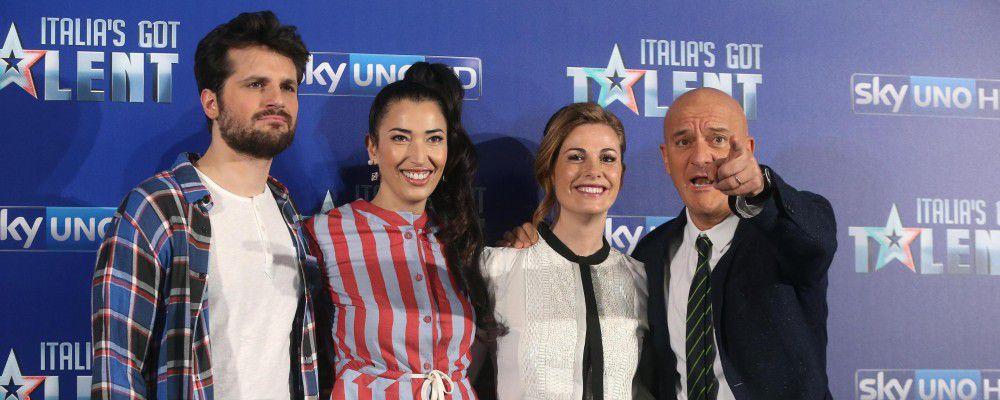 Italia's Got Talent, dal 20 marzo in onda anche in chiaro su Cielo