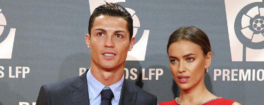 Irina Shayk: 'Cristiano Ronaldo mi tradiva'