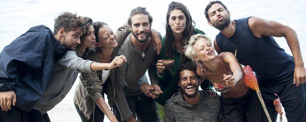 Andrea Montovoli, sull'Isola dei famosi è festa di compleanno