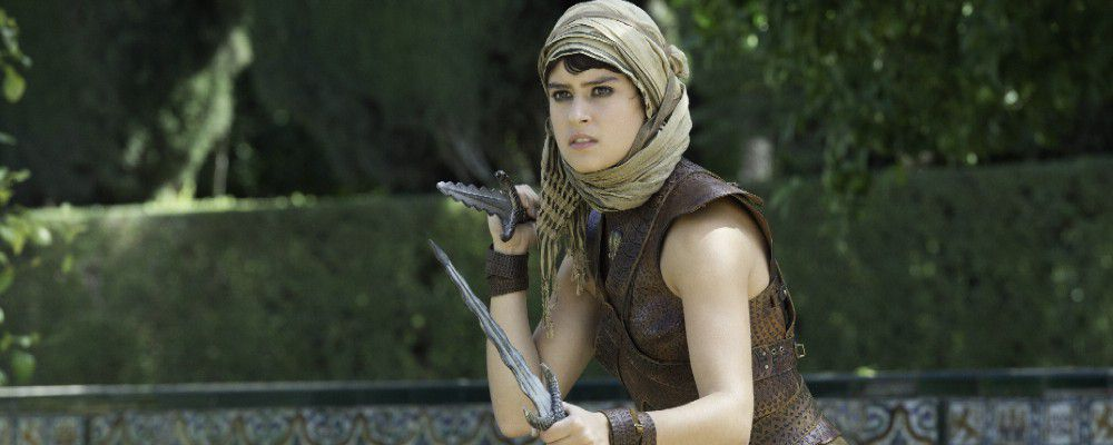Rosabell Laurenti, da Una grande famiglia a Game of Thrones