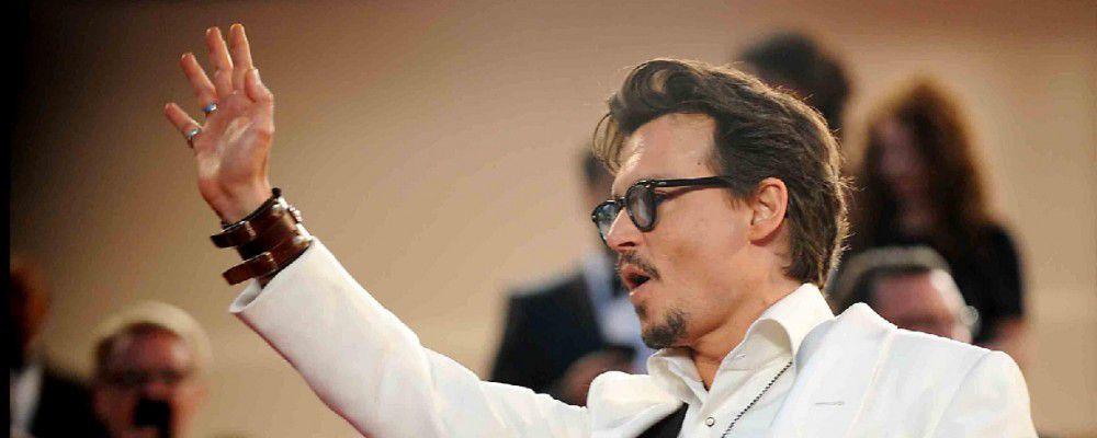Johnny Depp ferito alla mano in Australia durante le riprese de I pirati dei Caraibi 5