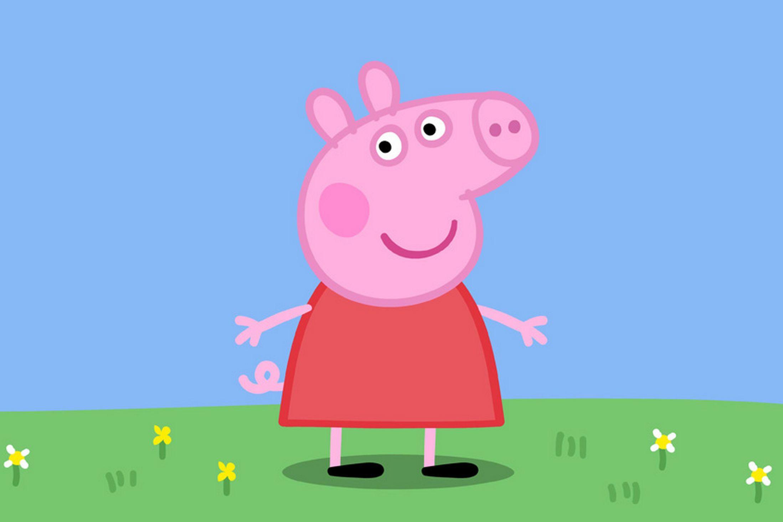 1 Peppa Pig