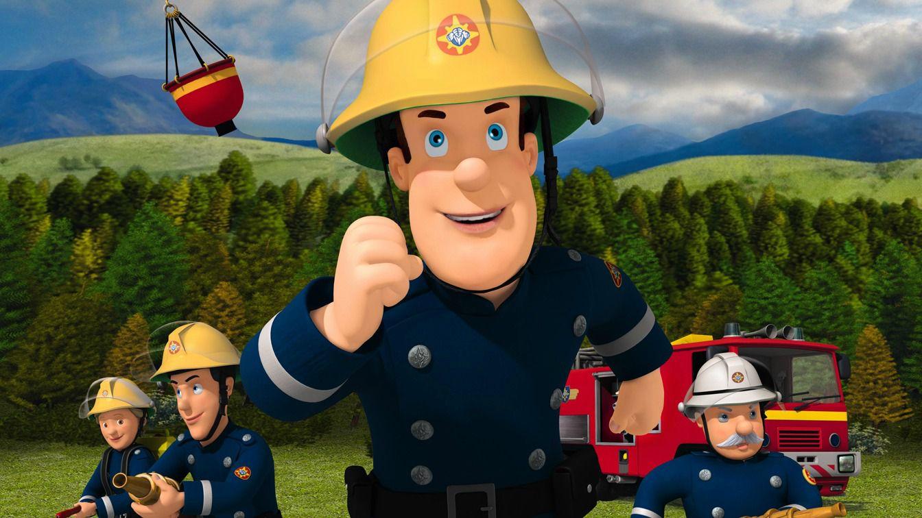 6 Sam il pompiere