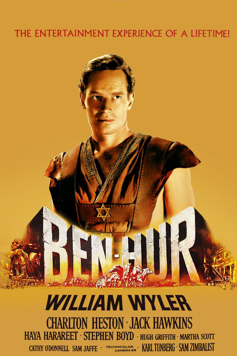 8 Ben Hur