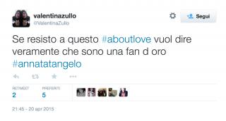 #AboutLove, il programma sull'amore di Moccia scatena Twitter