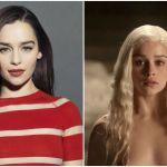 Da Emilia Clarke a Anna Paquin: bellissime bionde ancor più belle more