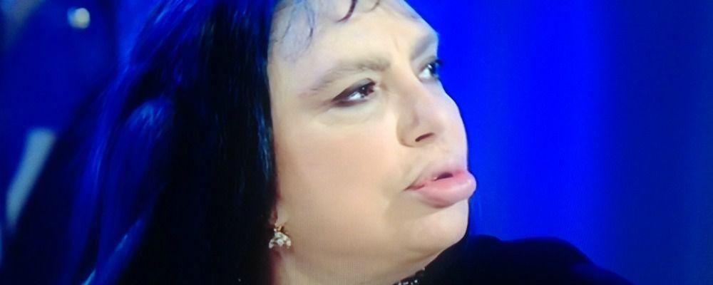 Loredana Berté: 'Mio padre era un bastardo, mia madre c'ha abbandonate'