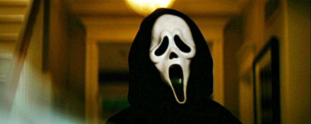 Scream, il 20 agosto su Paramount la maratona horror