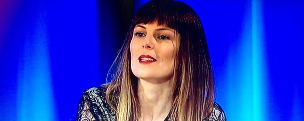 Marina La Rosa al Maurizio Costanzo Show: 'ho sofferto di attacchi di panico'