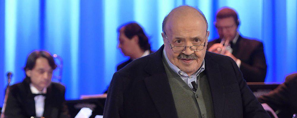 Ascolti tv: testa a testa tra Fuoriclasse e Il Segreto, Maurizio Costanzo domina su Twitter