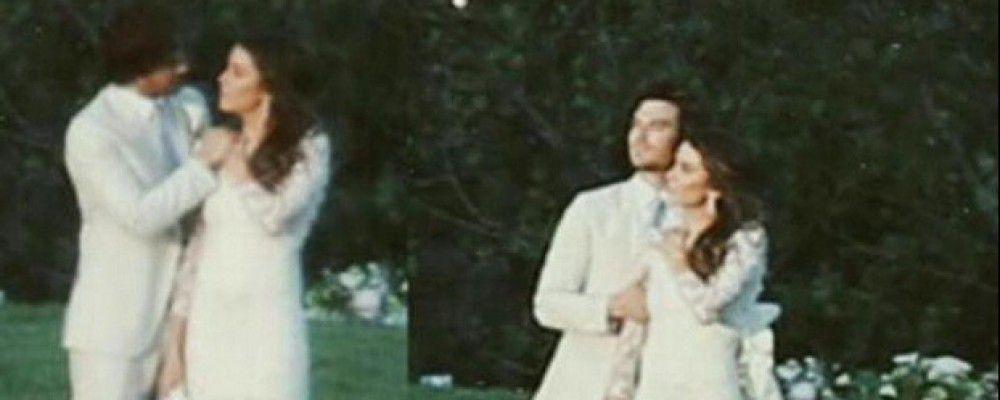 Ian Somerhalder e Nikki Reed nozze da favola per il bello di The Vampire Diaries