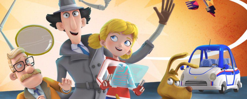 L'Ispettore Gadget, arrivano i nuovi episodi su Boomerang