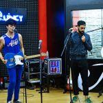 Amici14, Marco Mengoni in studio con i The Kolors e Fedez duetta con Valentina