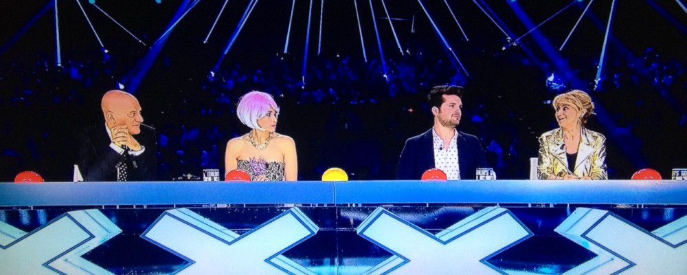Italias Got Talent Vasca Da Bagno.Italia S Got Talent La Seconda Semifinale Con I Pentatonix Tvzap