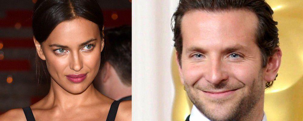 Irina Shayk e Bradley Cooper: quando l'amore è bellissimo