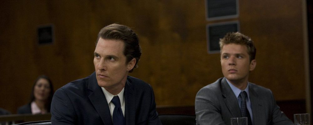 The Lincoln Lawyer, Matthew McConaughey nel legal thriller dal romanzo di Connelly