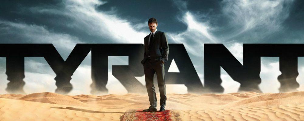 Tyrant, dagli autori di Homeland, il thriller politico con Moran Atias