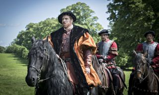 Damian Lewis sul trono d'Inghilterra in Wolf Hall
