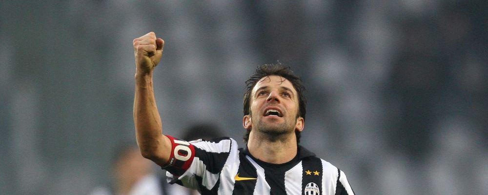 Sfide, le sette meraviglie di Alex Del Piero
