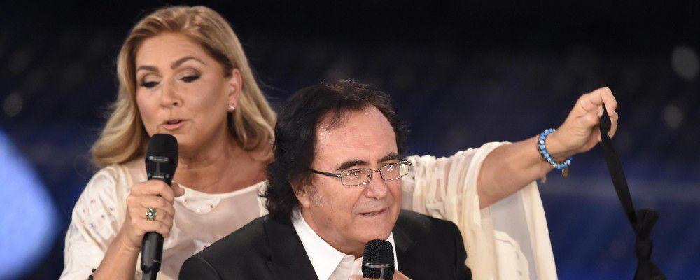 Ascolti tv, Al Bano e Romina fermati da Atalanta - Juve che vola a 7 milioni di telespettatori
