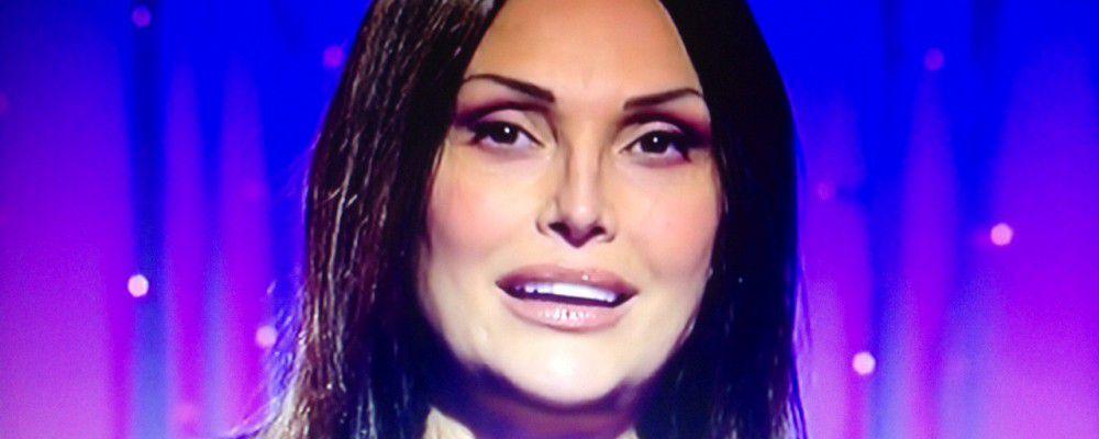 Anna Oxa a Verissimo mette in crisi Silvia Toffanin