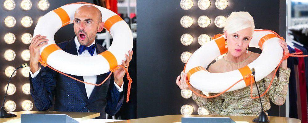 Shopping night, Enzo Miccio e Carla Gozzi per l'Italia alla ricerca della shopping star